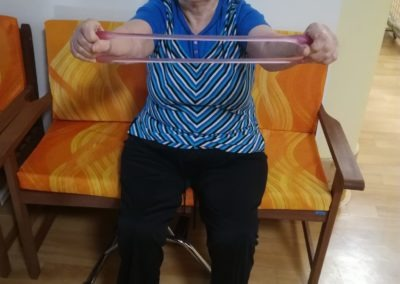 Rehabilitace Domov pro seniory Sokolnice