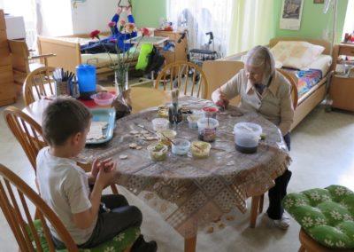 Společné tvoření s dětmi