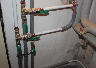Oprava vodoinstalace + Modernizace WC