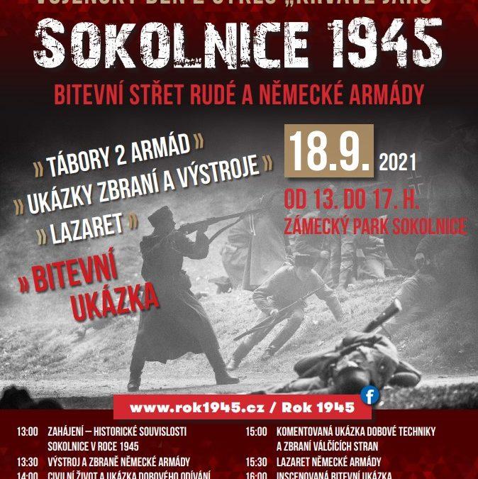 Sokolnice 1945
